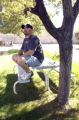 Aaron Holder, (cq) 33, outside Colorado Personal Resources, 3000 Jamaica Court, Aurora, Colo.,...