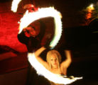 (Denver, Colorado, 11/15/2005) Weekend Spotlight:   Firemancer is a fire-dancing troupe slated to...