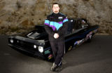 (MORRISON, Colo., Nov. 10, 2005) Rocky Mountain News race-car drivers of the year -- A.J. Percival...
