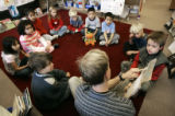 (Boulder, Colorado, 11/14/2005) Boulder schools have the biggest gap in the metro area between...