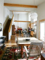 Dan Knifong and Margaret Porter's home in the new co-housing community in Boulder, Silver Sage, on...