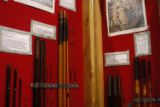 In the early 1800s, fly rods commonly were made of ash and greenheart, with bamboo tips. Ed...