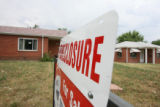 Two homes in foreclosure are up for auction at 535 S. Clay St. The 80219 zip code in Denver, Colo....