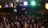 Denver, Colo., photo taken June 10, 2004-Hundreds of people filled the Hi-Dive bar located at 7 S....
