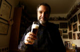 (BOULDER, Colo., Oct. 28, 2005)  Brewers Association President Charlie Papazian,(cq- business...