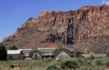 Warren Jeffs compound in Hildale, Utah on June 1, 2005.  He's the leader of the Fundamentalist...
