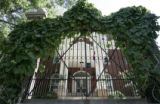 An image of the Governor's Mansion located at 8th and Logan taken on Tuesday, July 19, 2005. ...