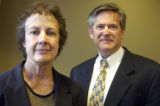 Anne J. Castle (cq) and J. Triplett Mackintosh (cq)  attorneys at the Denver based law firm of...