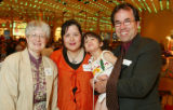 Clinica Tepeyac's Fiesta 2004 at the Denver Center for Performing Arts in Denver, Colo., on...