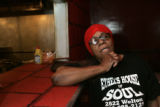 Ethel Allen (cq), owner of Ethel's House of Soul in Five Points, thinks that it was a good thing...