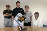 Ball engineers who helped build NASA's Deep Impact spacecraft, which is scheduled to collide with...