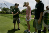 At Cherry Hills Country Club, the US Women's Open open today with practice rounds.  Golf Channel's...