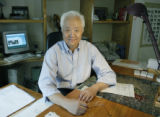 Highlands Ranch, CO Aug10 2005 Dr. Xue-Wei Wang is hoping to import Chinese workers to Colorado's...