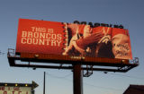 The Denver Broncos have launched a new advertising campaign, the first one in years. This...