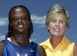 (GREENWOOD VILLAGE, CO., June 7, 2004)   The 2004 Rocky Mountain News All-Colorado  Track Team. ...
