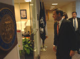 Judge John Roberts as he enters U.S. Sen. Ken Salazar's, D-Fl., office on Capitol Hill (Hart Off....