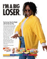 NYT41 - (NYT41) UNDATED -- July 15, 2004 -- WHOOPI-AD-COLUMN -- Whoopi Goldberg in a Slimfast ad....