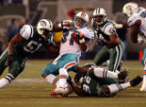 meadowlands to sports 11/1/04 walter michot/miami herald staff The Miami  Dolphins vs. The New...