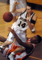 (LITTLETON, CO., JANUARY 20, 2005)   Coverage of Class 5A Continental League boys basketball,...
