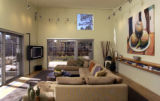 [DENVER, CO - Shot on: 1/20/05]  Dee Chirafisi and her husband, Jim Theye,  have renovated their...