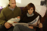 (BOULDER, Colo., December 14, 2004)   HGTV DREAM HOUSE PROJECT.  Christopher and Tina Herr look...