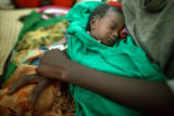 NYT39 - (NYT39) GENEINA, Sunday -- Feb. 10, 2005 -- SUDAN-RAPE-CHILDREN-3 -- A 16-year-old mother...