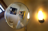 [VAIL, CO - Shot on: 1/19/05]  Kent and Vicki Logan have turned their Vail home into an art...