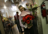 (02/14/2005, Denver, CO)   Area florists were ready for Valentine's Day this year.   At Bouquets...