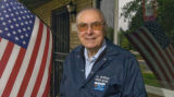 Paul Hixenbaugh, age 82 from Littleton, a member of the American Legion, at his home at 5716 S....