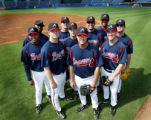 050708 - ATLANTA, GA -- Story on all the Braves rookies basically carrying the team We would like...