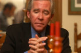 [(Boulder, CO, Shot on: 11/18/04)] David Grimm, former Director of University Relations for the...