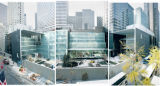 NYT45 - (NYT45) NEW YORK -- Nov. 14, 2004 -- MOMA-ARCHITECTURE-REVIEW -- The expanded Museum of...