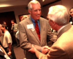 Denver, Colo., photo taken October 25, 2004- United States senate hopeful Republican Pete Coors...