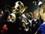 (THORNTON , Colo, November 11, 2004) 5 Star Stadium- Boy's 5A High School State Soccer...