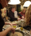 (Greenwood Village, CO., OCTOBER 26 , 2004)  Kathy Smith teaches cooking classes from her home in...