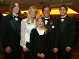 Father of the Year awards, benefitting the American Diabetes Association, at the Denver Marriott...