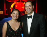 (Denver, Colo., March 5, 2005) Lola and Rob Salazar.  Latin American Education Foundation 2005...