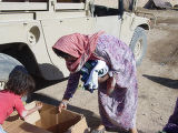 Members of the 3rd Armored Cavalry Regiment provided these photos from Iraq. These are in AL Anbar...