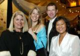 (Denver, Colo., February 12, 2005) Representing Embassy Suites Denver Downtown are, left to right,...