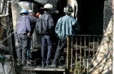 (DENVER, Colo., March 6, 2005) - Denver fire investigators try to determine if the resident living...