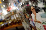 (WOODY CREEK, Colo., 2/20/05) A photo of Hunter S. Thompson adorns the walls of the lively and...