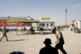 03/25/2005 Denver-Ammenities at Camp Udairi in Kuwait have improved greatly since the start of...