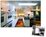 (DENVER, CO., March 16, 2005) Alan and Robin Rapaport (cq) remodeled their kitchen and eventually...