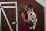 {Denver, Colorado.  March 24, 2005} Prom fashion at various locations around Denver on March 23...