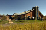 (Lone Tree, Colo., October 7, 2004) The compleete and operational recreation center is 54,000...