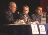 Colorado Springs, Colo.-October 13,2004- Homeland Defense Symposium on the second of three days of...