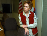 (DENVER, Colo., October 15, 2004) Donetta Davidson, Secretary of State, met today with republican...