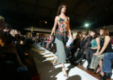 (Denver, Colo., December 3, 2005) Max fashion show in Denver, Colo., on Saturday, December 3,...