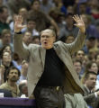 BUCKS17, SPT, JEFFREY PHELPS, 6 OF MANY.-Bucks coach George Karl reacts in the second half of...