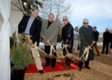VAIL, Colo. – Dec. 12, 2005 – Today Black Diamond Resorts – Vail LLC broke ground on the Four...